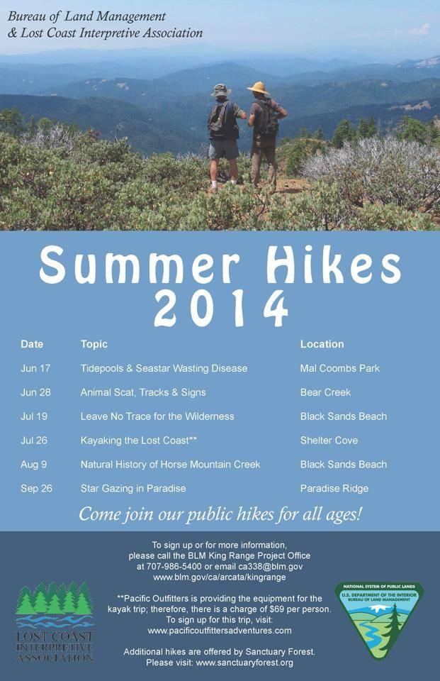 summer hikes